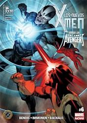 Papel Nuevos X-Men Marvel Now! 3, Los