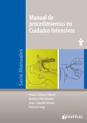 E-Book Manual De Procedimientos En Cuidados Intensivos E-Book