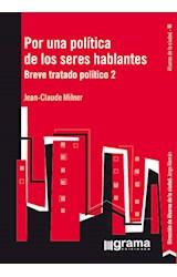 Papel POR UNA POLITICA DE LOS SERES HABLANTES 2