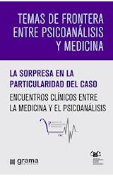Papel TEMAS DE FRONTERA ENTRE PSICOANALISIS Y MEDICINA