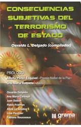 Papel CONSECUENCIAS SUBJETIVAS DEL TERRORISMO DE ESTADO