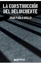 Papel LA CONSTRUCCION DEL DELINCUENTE