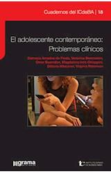 Papel ADOLESCENTE CONTEMPORANEO: PROBLEMAS CLINICOS