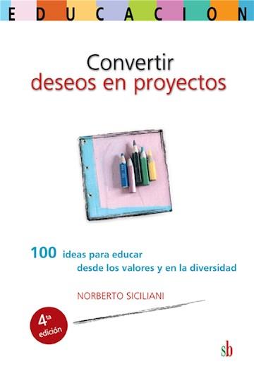 E-book Convertir Deseos En Proyectos