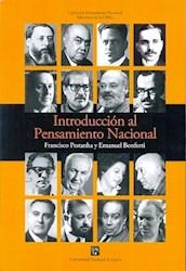 Libro Introduccion Al Pensamiento Nacional