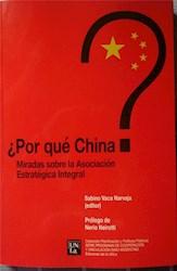 Libro Porque China?