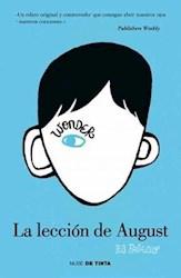Papel Leccion De August, La