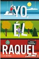 Papel YO EL Y RAQUEL (RUSTICO)
