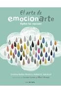 Papel ARTE DE EMOCIONARTE EXPLORA TUS EMOCIONES [ILUSTRADO]