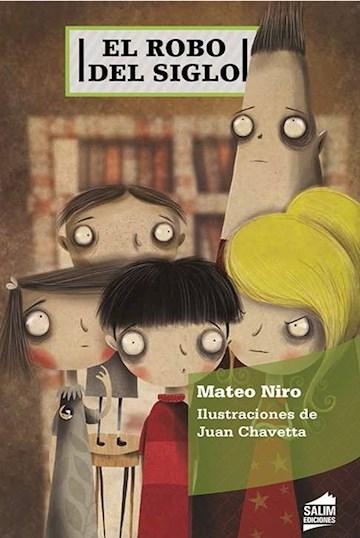 Papel Robo Del Siglo, El