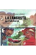 Papel LANGOSTA DEPORTISTA (COLECCION PANTUFLAS) (PICTOGRAMAS Y ACTIVIDADES) (RUSTICO)