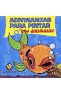 Papel ADIVINANZAS PARA PINTAR LOS ANIMALES (A PARTIR DE 4 AÑO  S)