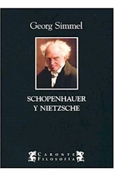 Papel SCHOPENHAUER Y NIETZSCHE (CARONTE FILOSOFIA)