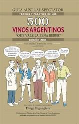 Libro Guia 2017 Austral Spectator De Los 500 Vinos De Argentina