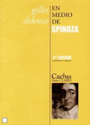 Papel En Medio De Spinoza