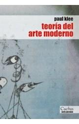 Papel TEORIA DEL ARTE MODERNO