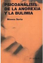 Papel PSICOANALISIS DE LA ANOREXIA Y LA BULIMIA