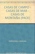 Papel CASAS DE CAMPO / CASAS DE MAR / CASAS DE MONTAÑA [PACK 3 LIBROS] (CARTONE)