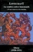 Libro La Sombra Sobre Innsmouth Y El Que Susurra En Las Tinieblas