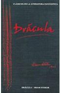 Papel DRACULA (COLECCION CLASICOS DE LA LITERATURA FANTASTICA) (RUSTICA)