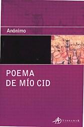 Libro Poema Del Mio Cid