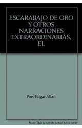 Papel EL ESCARABAJO DE ORO Y OTRAS NARRACIONES EXTRAORDINARIAS