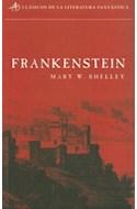 Papel FRANKENSTEIN (CLASICOS DE LA LITERATURA FANTASTICA)