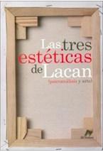 Papel LAS TRES ESTETICAS DE LACAN