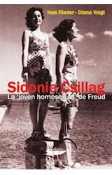 Papel SIDONIE CSILLAG LA JOVEN HOMOSEXUAL DE FREUD