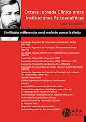 Libro Octava Jornada Clinica Entre Instituciones Psicoa