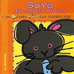 Libro Goyo El Conejo Musico