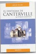 Papel FANTASMA DE CANTERVILLE Y OTROS CUENTOS