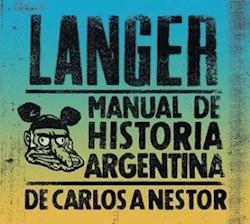 Libro Manual De Historia Argentina.