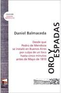 Papel ORO Y ESPADAS (COLECCION PASADO IMPERFECTO)