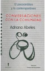 Papel CONVERSACIONES CON LA COMUNIDAD