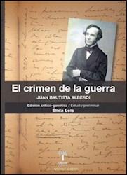 Libro El Crimen De La Guerra