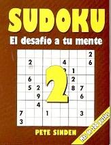 Papel Sudoku 2 -El Desafio A Tu Mente