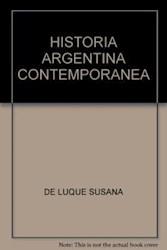 Papel Historia Argentina Contemporanea