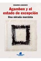 Papel AGAMBEN Y EL ESTADO DE EXCEPCION UNA MIRADA MARXISTA