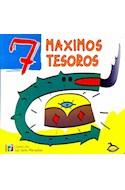 Papel 7 MAXIMOS TESOROS (SIETE MARAVILLAS) (CARTONE)
