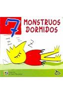 Papel 7 MONSTRUOS DORMIDOS (SIETE MARAVILLAS) (CARTONE)