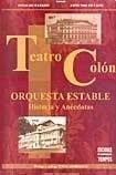 Libro Teatro Colon