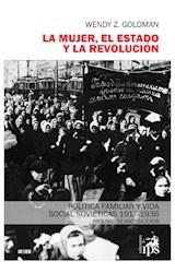 Papel LA MUJER, EL ESTADO Y LA REVOLUCION
