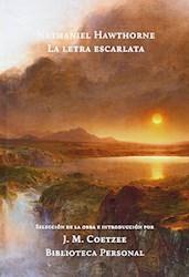 Libro La Letra Escarlata