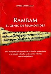 Libro Rambam  El Genio De Maimonides : Una Interpretacion Moderna