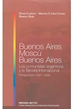Papel BUENOS AIRES MOSCU BUENOS AIRES