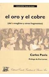 Papel ORO Y EL COBRE, EL (DEL A-MEGHINO Y OTROS FRAGMENTOS)