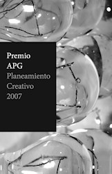 Libro Premio Apg Planeamiento Creativo 2007