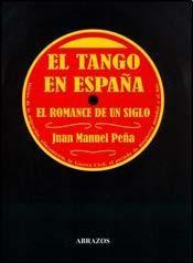 Papel EL TANGO EN ESPAÑA