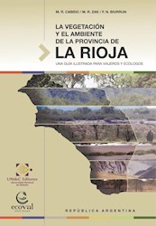 Libro La Vegetacion Y El Ambiente De La Provincia De La Rioja